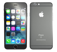 apple 6s iphone 3d max