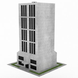 office build 23 3ds