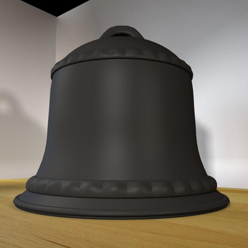 church bells 3d 3ds