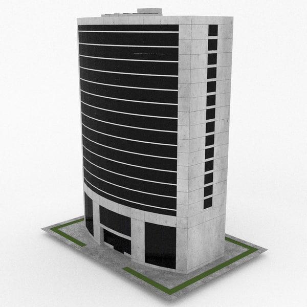 office build 25 obj