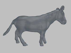lamb base mesh 3d 3ds