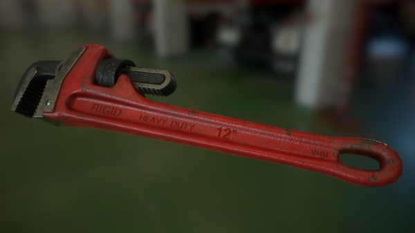 max pipe wrench