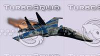 3d su37 terminator