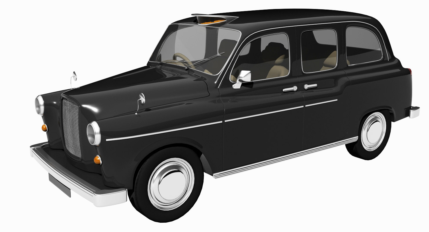 3ds london taxi
