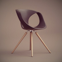 3d model tonon chair 907