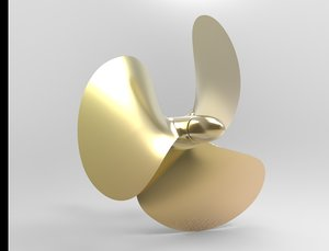 3d propeller prop