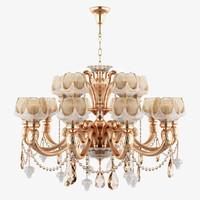 chandelier 696152 md89233 10 3d model