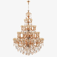3d max chandelier 696502 md89233 50