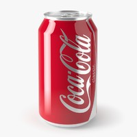 3d x coca cola