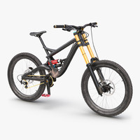 3d mountain bike generic