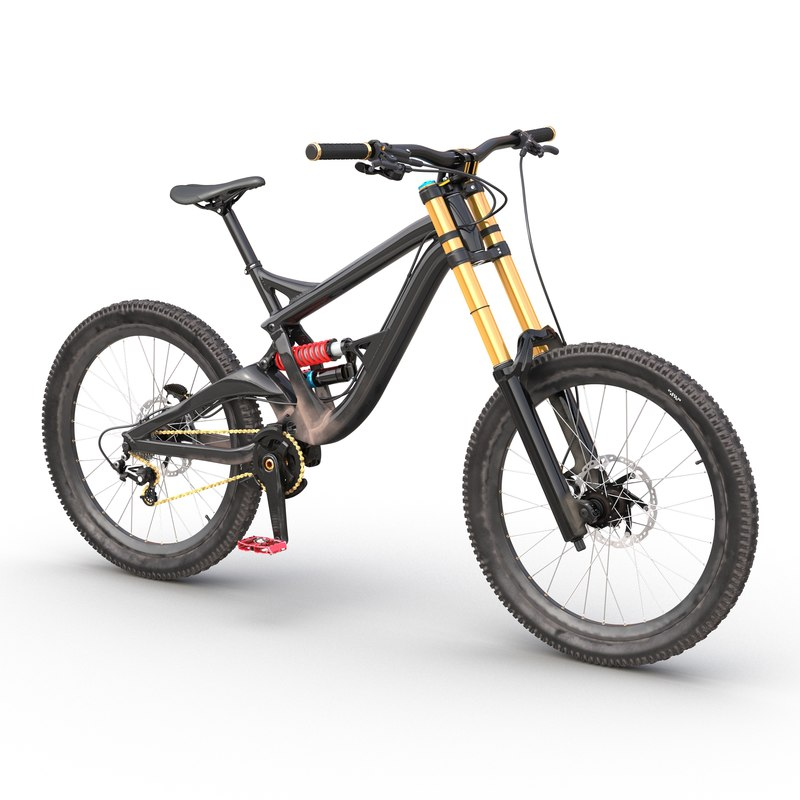 3d mountain bike generic