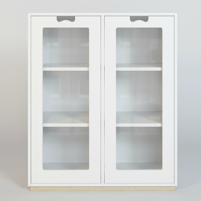 3d model cupboard asplund
