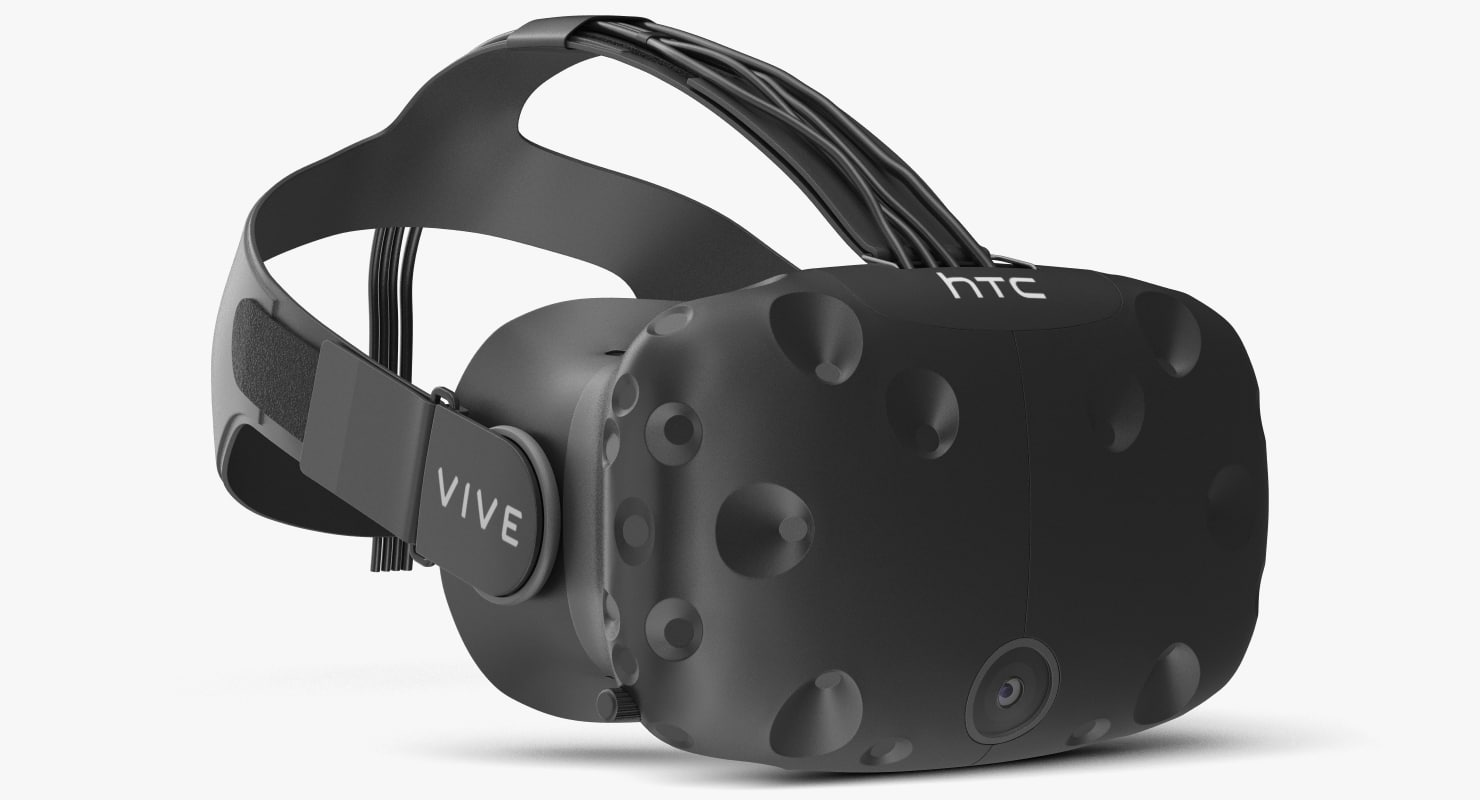 3d model htc virtual reality