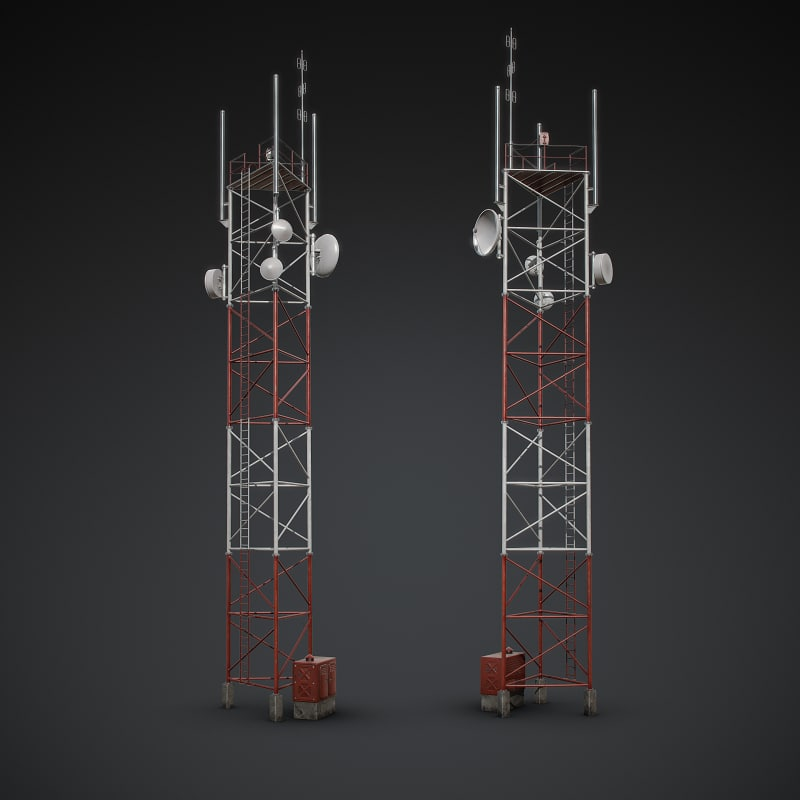 radio tower max