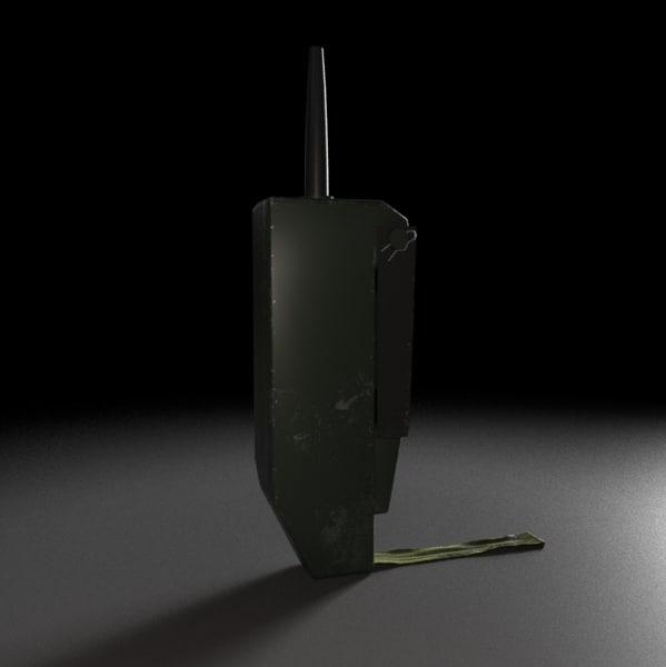 3ds remote detonator