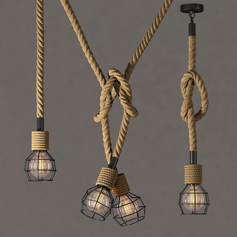 chandelier loft rope max