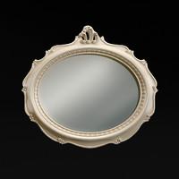 3d giusti portos specchiera elvis model