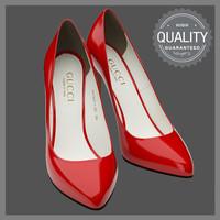 heels 3d max