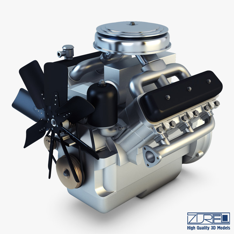 obj v6 type engine v
