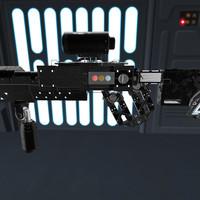 Tactical Laser Gun