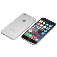 3d model iphone 6