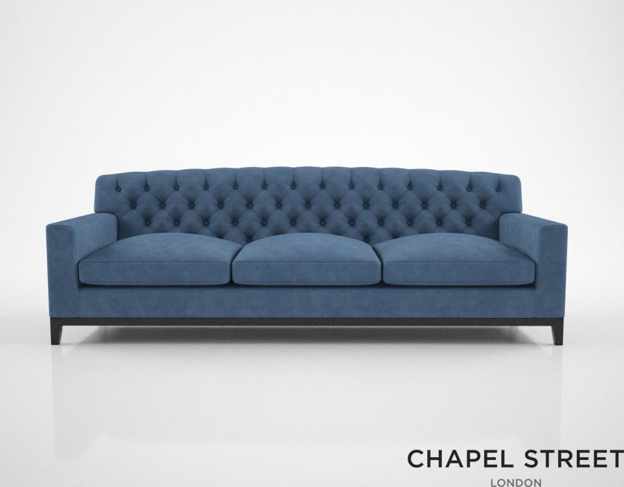 chapel street hatton sofa 3d max