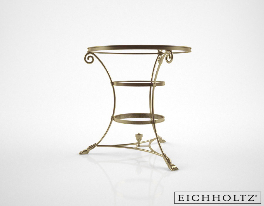 3d eichholtz table rubinstein