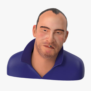 3d model good guy greg