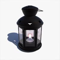 3d maxwell lamp model
