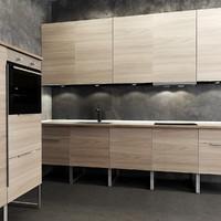 3d model kitchen sink