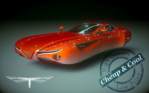3d original designed model