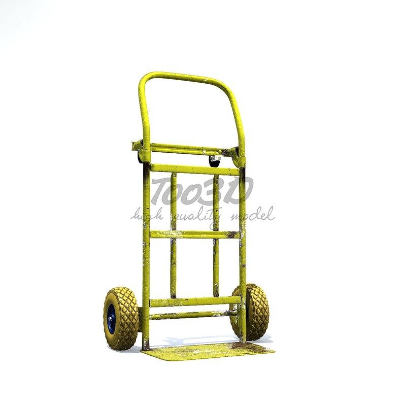 tire box 3d model