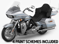 Harley Davidson CVO Road Glide Ultra 2016