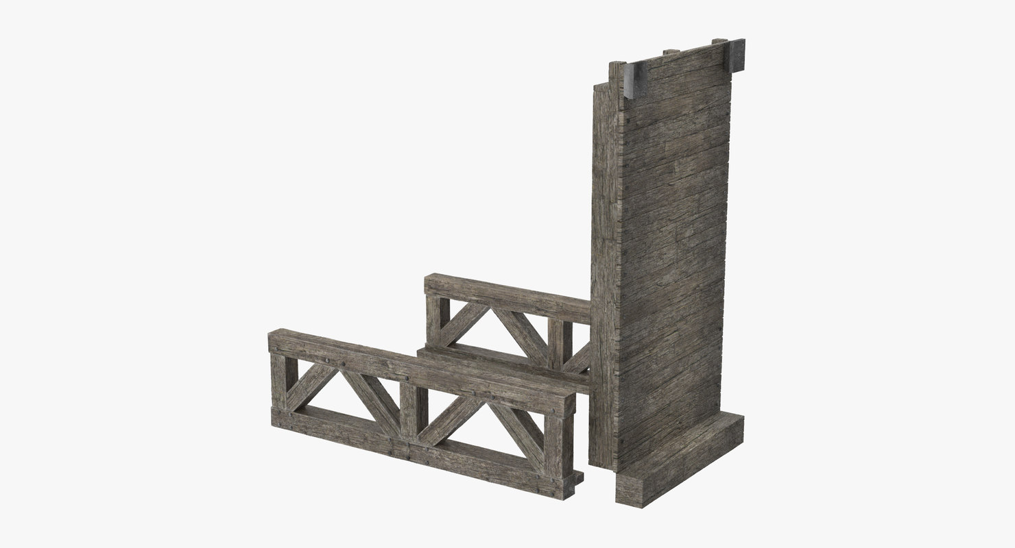drawbridge 03 c4d