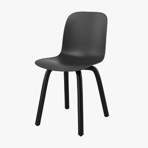 3d magis substance chair