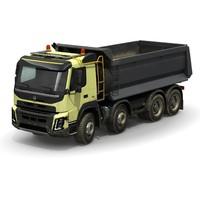 3d max vfx dump truck