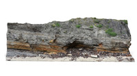 cliff scan 3d model