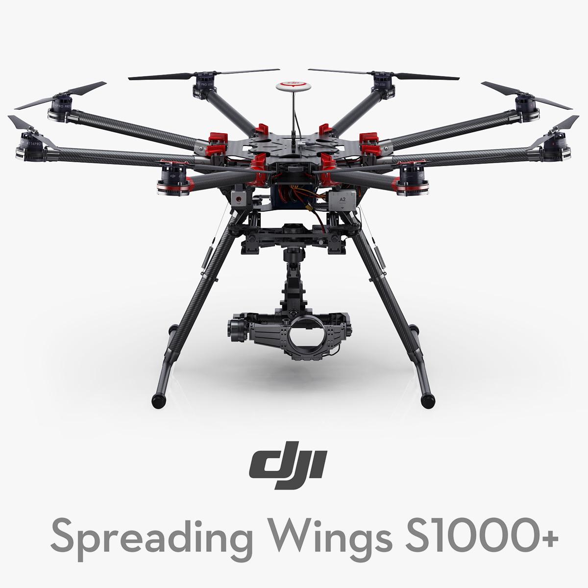 dji spreading wings s1000 max