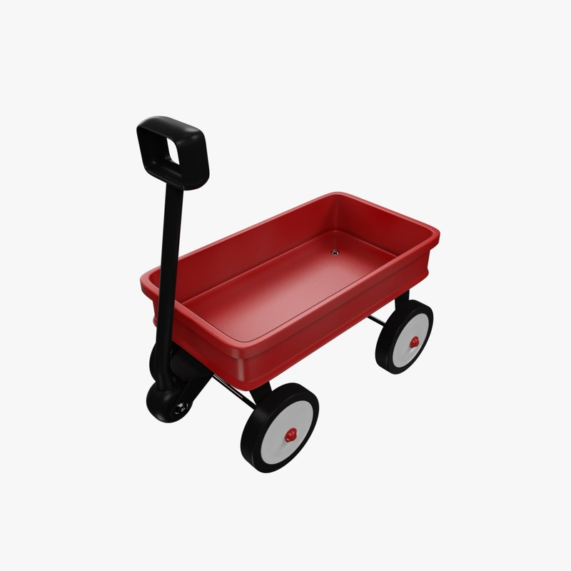 obj kids wagon