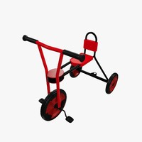 3ds kids tricycle