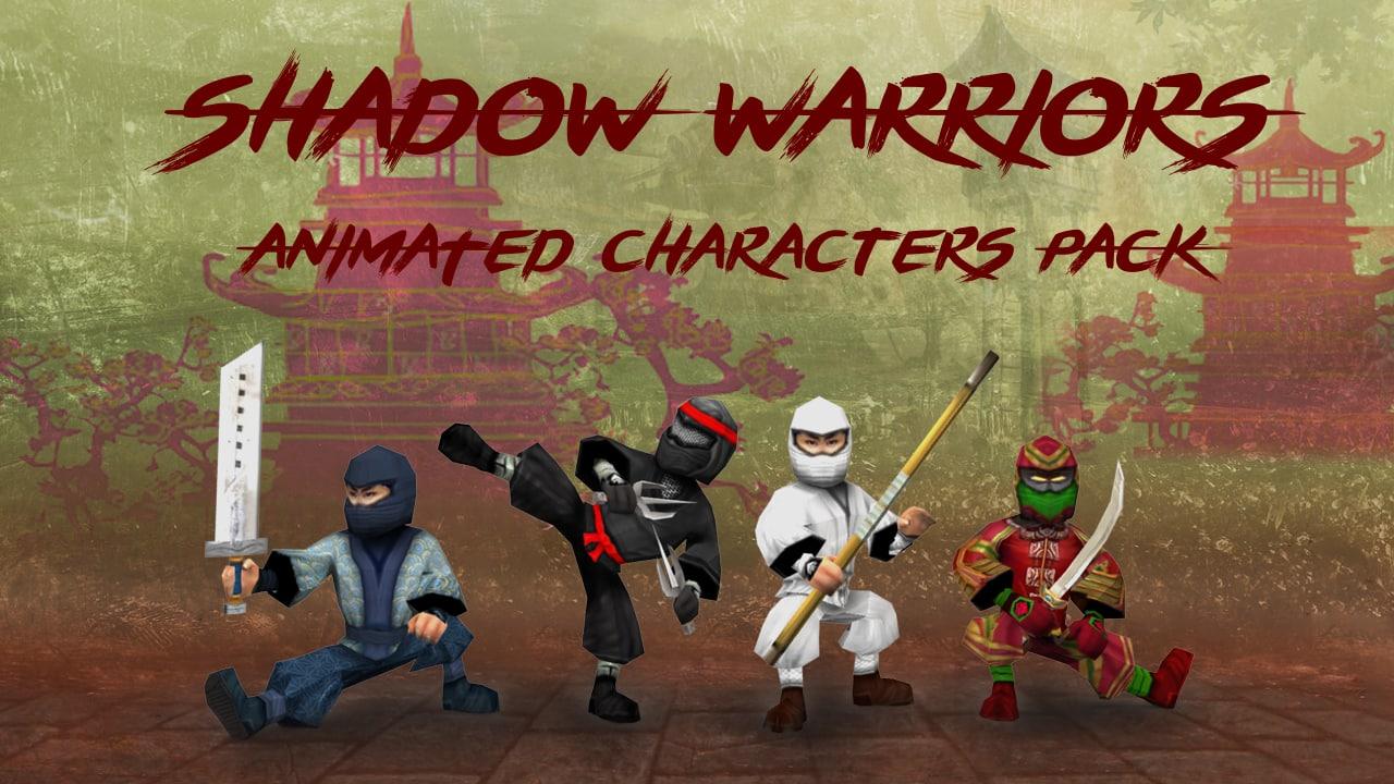martial art warriors shadow x