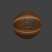 basket basketball 3d obj