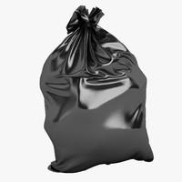 gabrage bag 3d max