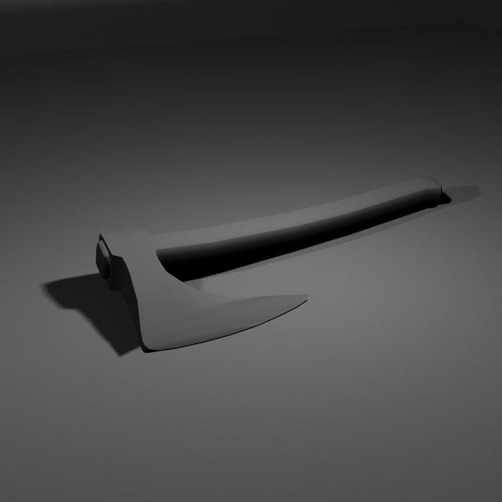 hatchet 3d ma