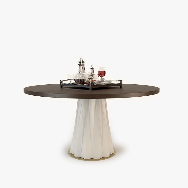 3ds baker heliodor dining table