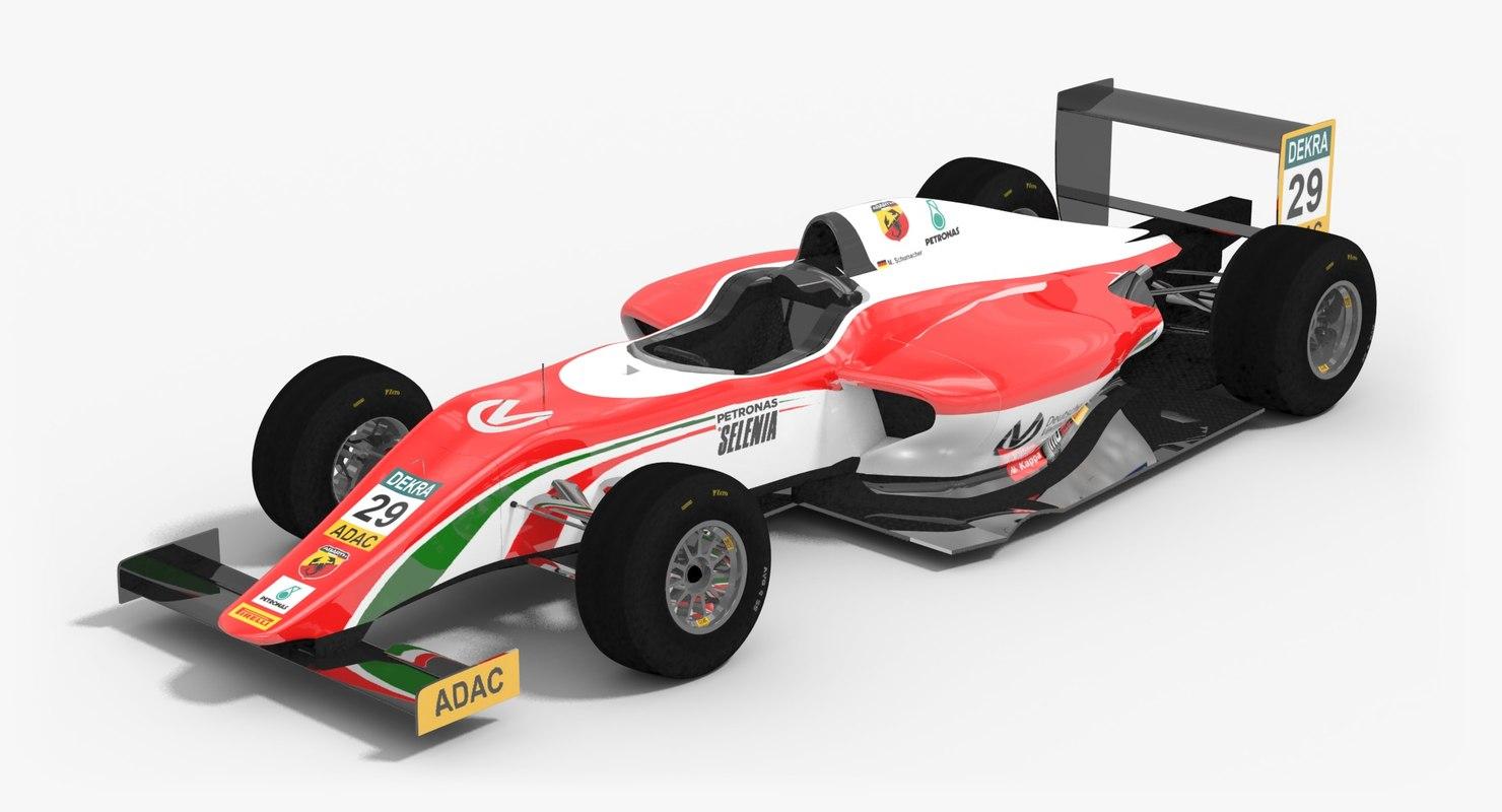 3d adac formula 4 prema