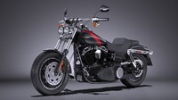 Harley-Davidson Fatbob 2016