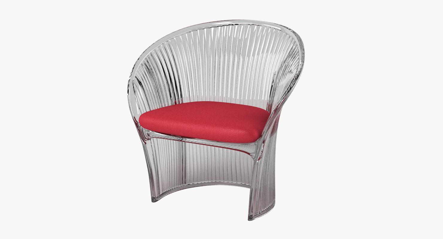 magis flower chair max