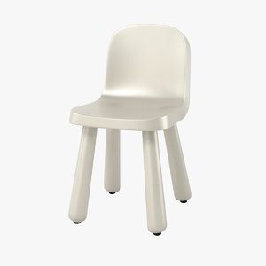 3d magis chair model
