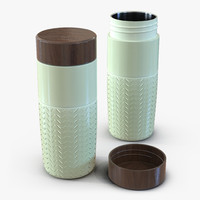 Travel Mug Green